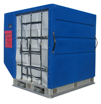 LD 2 Air Cargo Container
