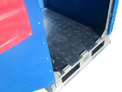 LD 2, DPN Container, DPN ULD Container, LD 2 ULD, Granger Aerospace LD 2, Air Cargo LD 2